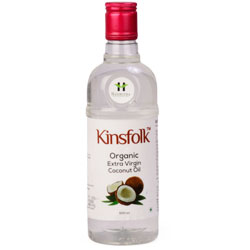 Kinsfolk Organic Extra Virgin Coconut Oil